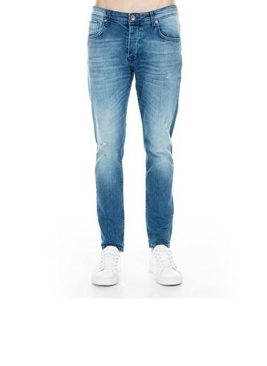 Five Pocket Five Pocket Bartez Erkek Kot Pantolon 7121F161BARTEZ 7121-F161018 Lacivert